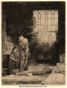 Faust Rembrandt