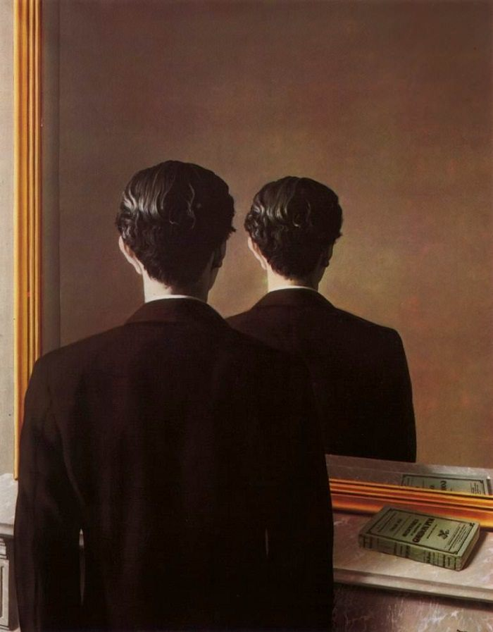 Reproduction interdite - Magritte