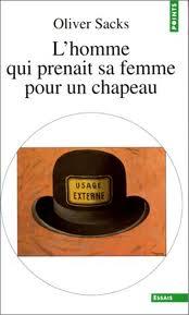 """Résultat de recherche d'images pour """"homme qui prenait sa femme pour un chapeau"""""""